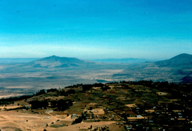 Rift valley from Kinangop