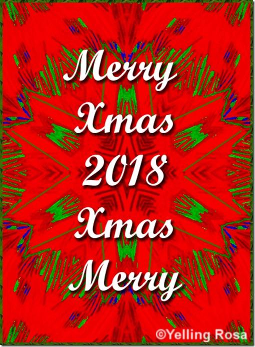 Merry Xmas 01 2018