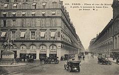 237px-Hôtel_Regina_au_début_du_20ème_siècle