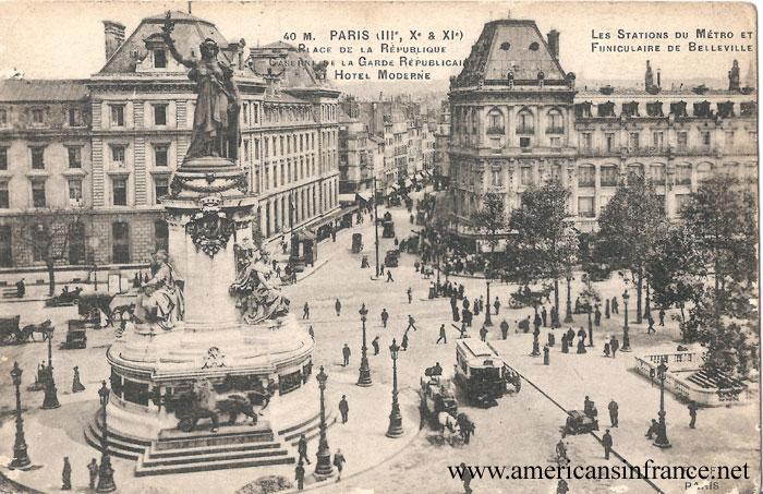27-11-1918-1 place de la republique