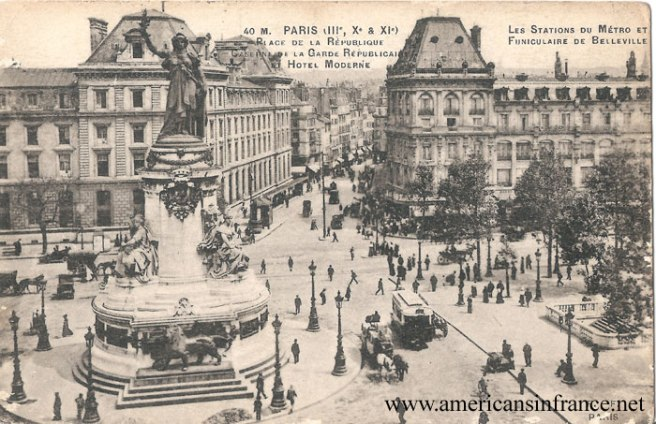 27-11-1918-1 place de la republique