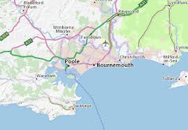 bournemouth map