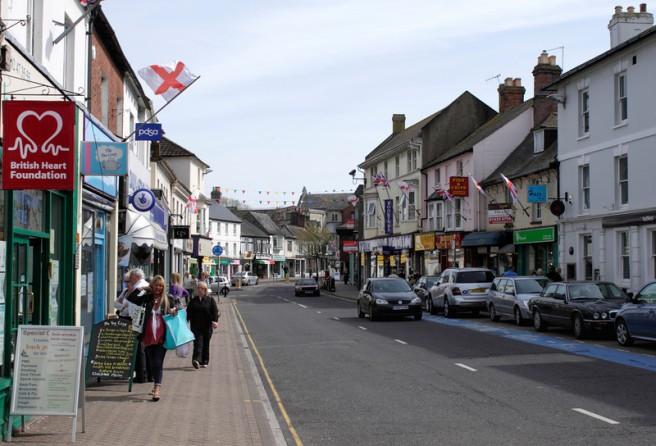 christchurch town
