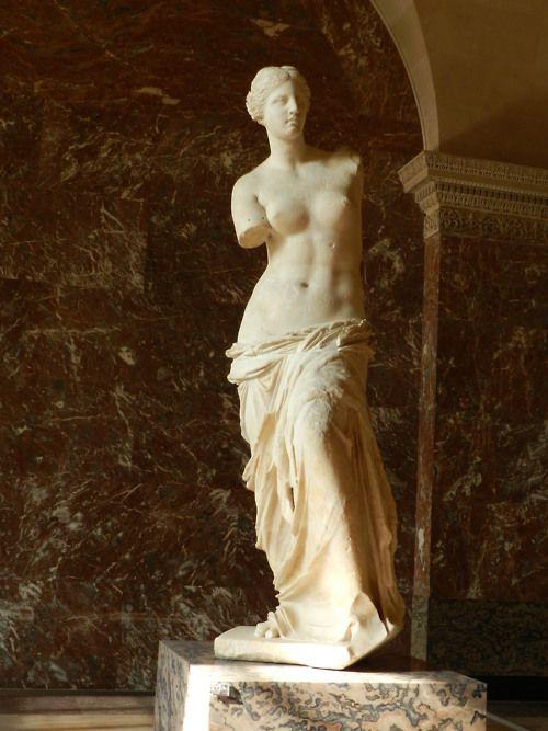 sculpture venus de milo
