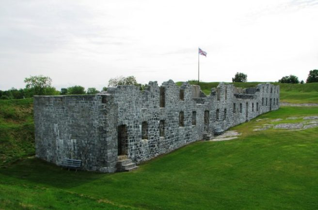 Fort Crown Pt