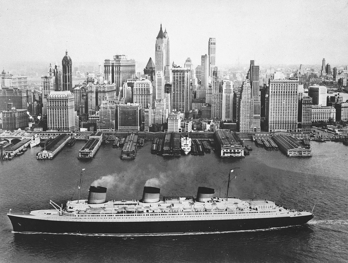 NYC_01_SSNormandy